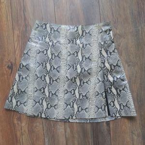 michael Hoban NORTH BEACH Junior skirt size 6 blac